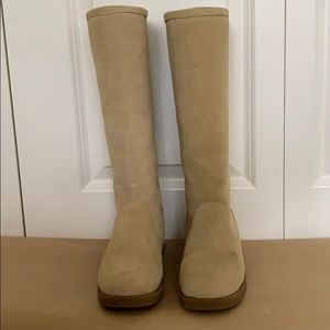Juicy Couture angelica Butterfly Boots Size 7